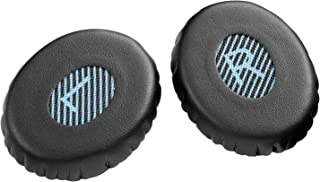 Replacement Earpads for Bose OE2 OE2i Sound Link On-Ear Headphones, Ear Pads Cushion Headset Ear Cover, Black