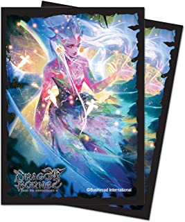 Official Dragoborne Eleanor, Queen of Storm Deck Protector Sleeves (65 Count Pack)
