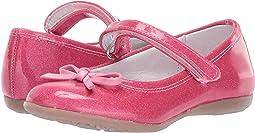 Pink Glitter Patent