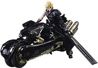 Square Enix (スクエアエニックス)Final Fantasy (ファイナルファンタジー)VII アドベントチルドレン クラウドストライフ&フェンリル プレイアーツ カイ アクションフィギュア