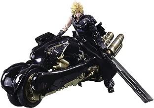 Square Enix Final Fantasy VII: Advent Children: Cloud Strife & Fenrir Play Arts Kai Action Figure