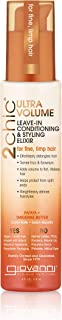 Giovanni 2Chic Ultra-Volume Leave-In Conditioning Elixir, 5 oz.