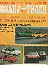 Road & Track - June 1974 - Volume 25 No. 10