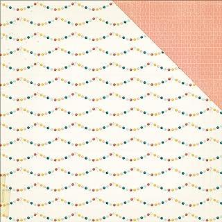 American Crafts Süßes one-Wonder DS Papier 12 x 12 Zoll B0164N8C4M  Sehr gute Klassifizierung