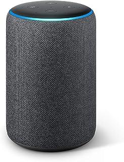 Echo Plus (エコープラス) 第2世代 - スマートスピーカー with Alexa、チャコール
