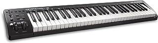 M-Audio USB MIDIキーボード 61鍵 ピアノ音源ソフト付属 Keystation61 III