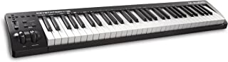 cheap midi keyboard with weighted keys