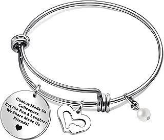 we share bracelets