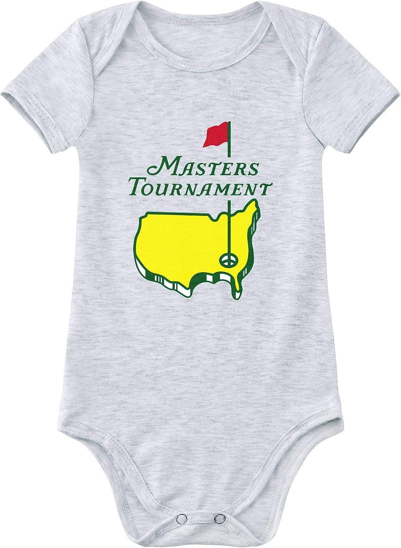 Golf Baby Onesie Unisex Popular overseas Short Newborn for Romper Long Beach Mall Bodysuit Sleeve