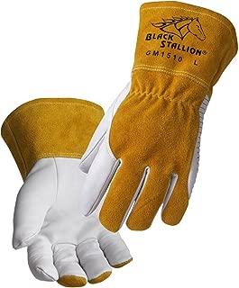 black stallion welding gloves