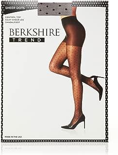 Berkshire Sheer Dot Pantyhose