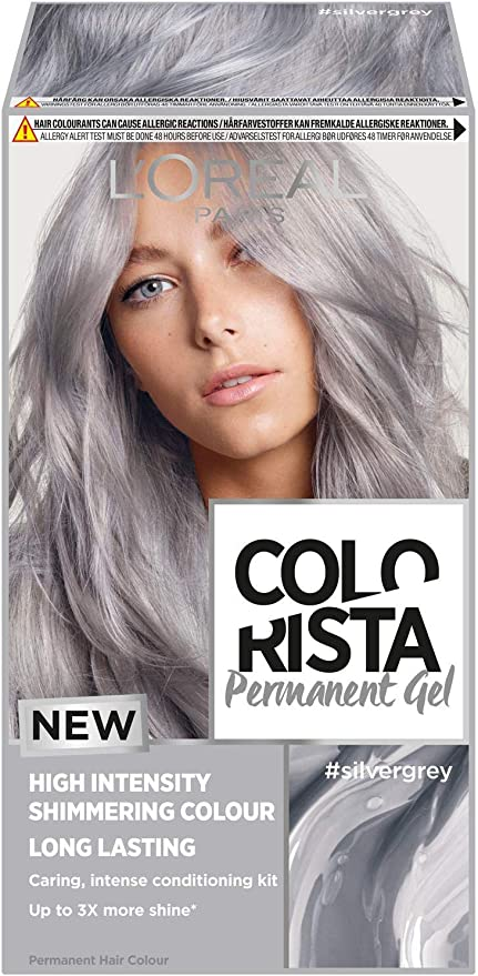 Loreal Colorista Paint Silver Grey