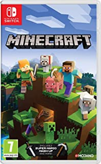 Minecraft by Mojang (Nintendo Switch)