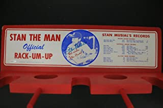 stan musial bat rack