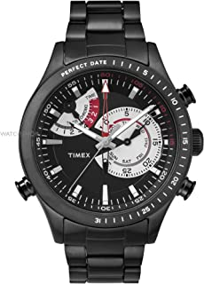 Timex Casual Watch For Men Analog Stainless Steel - TW2P72800