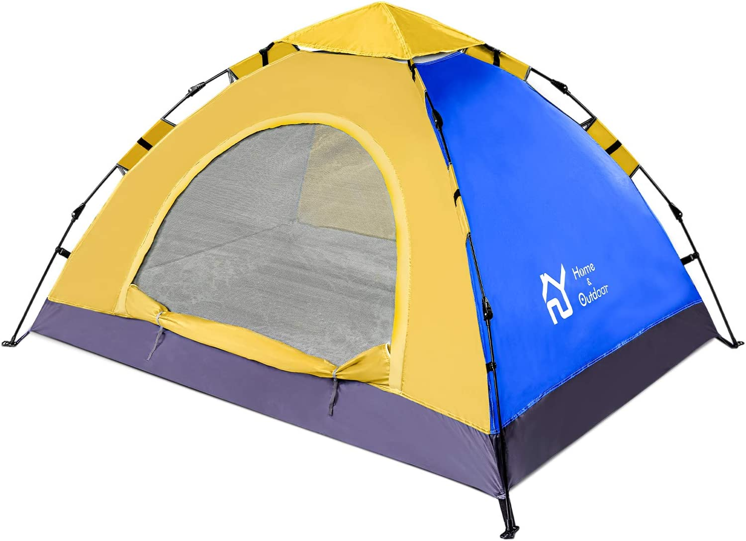 S.Y. HomeOutdoor Lightweight Camping Ranking integrated Quality inspection 1st place Pop Up for C Tent 2 Person