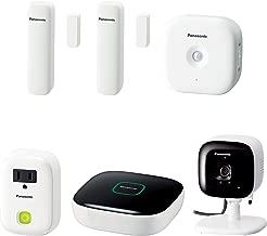 Panasonic KX-HN6022W Smart Home Monitoring Kit (White) Discontinued