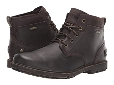 Rockport Rugged Bucks II Chukka (Dark Brown) Men