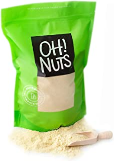 Sponsored Ad - Oh! Nuts Blanched Almond Flour | Gluten-Free, Extra Fine Baking Delights | 5lb All-Natural Wheat Substitute...
