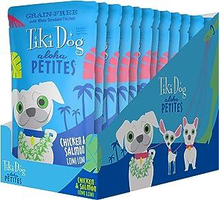 Tiki Dog Petites Chicken Salmon