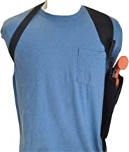 Federal Shoulder Holster for Taurus Raging Judge Model 513 6 1/2