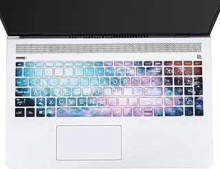 "Keyboard Cover for HP 15.6"" Laptop, HP Pavilion 15,HP EVNY x360,HP 15-bw 15-bs 15-cb 15-cc 15-cd 15-cs 15-cw 15-da 15-dy 1..."