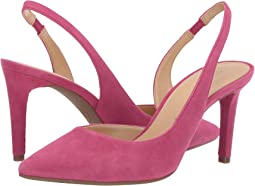 Lacquer Pink Suede