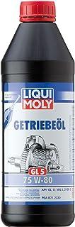Liqui Moly 3658 Aceite para el Cambio, GL5, 75W-80, 1 L