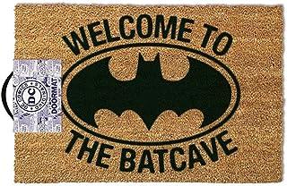 Pyramid International Bienvenido a la Estera de Puerta de Batman Batcave