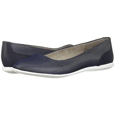 A2 by Aerosoles Pay Raise (Navy Combo Fabric) Women