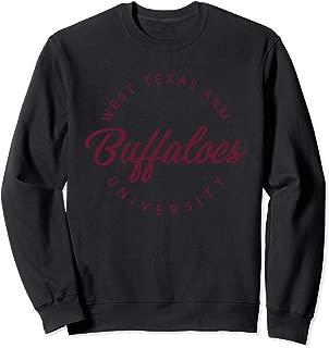 West Texas A&M Buffaloes NCAA Sweatshirt RYLWTX04