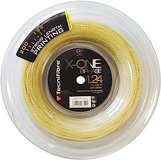 TECNIFIBRE X-One Bi-phase 17G Natural Tennis String Reel