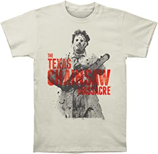 Texas Chainsaw Massacre Leatherface fitted jersey tee