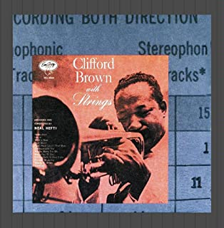 clifford brown clifford brown with strings