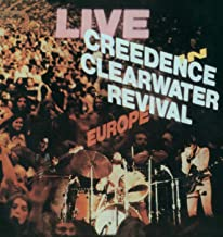 Best creedence clearwater revival live in europe vinyl Reviews