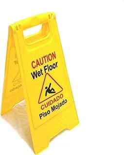 danger wet floor