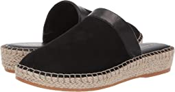 Black Nubuck/Black Leather/Natural Jute/Gum