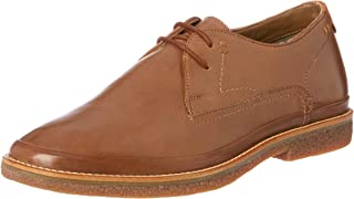 Hush Puppies Men's Komondor Pt Oxford Lace-Up Flats