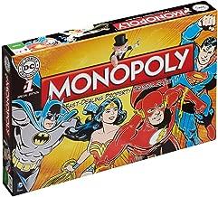 DC Comics Retro Monopoly: Special Edition