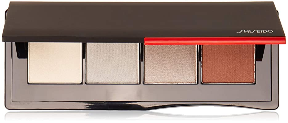 パートナーコイル肺炎資生堂 Essentialist Eye Palette - # 02 Platinum Street Metals 5.2g/0.18oz並行輸入品