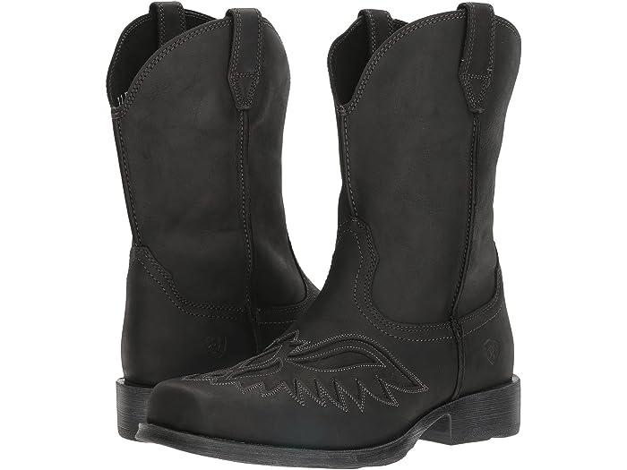 Ariat Mens Rambler Renegade Western Cowboy Boot