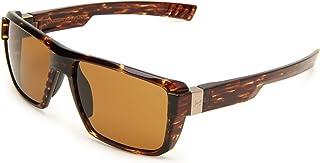 نظارات شمسية من اندر ارمور ريكون بيضاوي، عدسات بنية/بنية، مقاس واحد