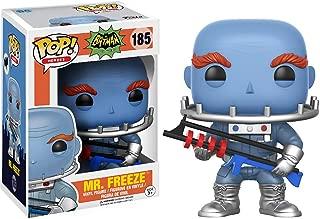 Mr. Freeze: Batman x Funko POP! Heroes Vinyl Figure & 1 POP! Compatible PET Plastic Graphical Protector Bundle [#185 / 13630 - B]