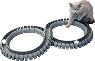 Magic Cat Track and Ball Toy for kittens pets kitties cats