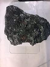 "Magic Mineral Stones 11"" FUCHSITE W/Garnet Rough RAW Natural Crystal Quartz Specimen Brazil"