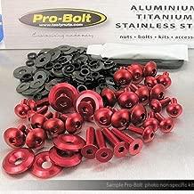 Pro-Bolt Fairing Kt Cbr600Rr 09-14 Red FHO100-R