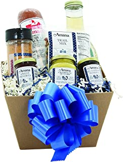 amana gift baskets