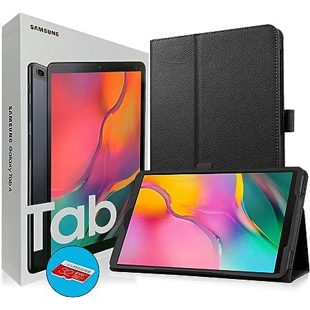 Samsung Galaxy Tab A T510 Pantalla Táctil De 10 1 Pulgadas 2 Gb Ram Wi Fi Android Os Negro Paquete De Versión Internacional Con Funda Protector De Pantalla Lápiz Capacitivo Y Tarjeta