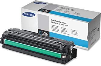 Samsung CLT-C506S Toner Cartridge Cyan for CLP-680ND, 6250FD, 6260FR