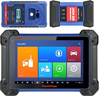 Autel MaxiIM IM608 Key Programming Diagnotsic Tool with IMMO Key Programmer XP400 and MaxiFlash ECU Reprogrammer with Services Including EPB, DPF, SAS, Oil Reset, BMS and TPMS Sensor ID relearn